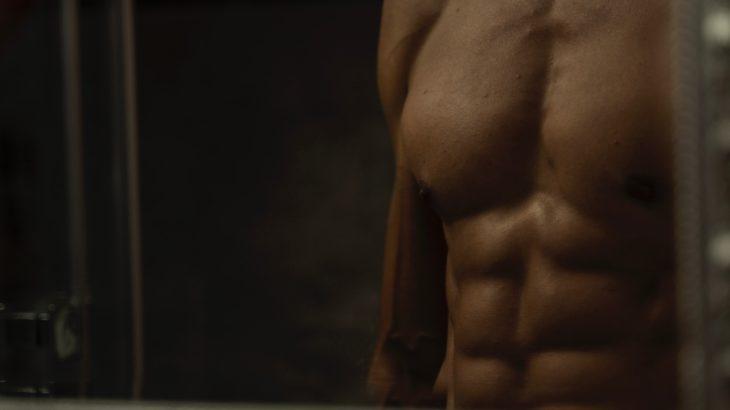 2か月で体脂肪率20%→13%にして腹筋を割る男